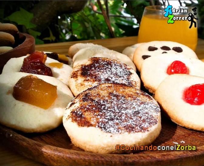 Masitas dulces sin gluten para Celiacos
